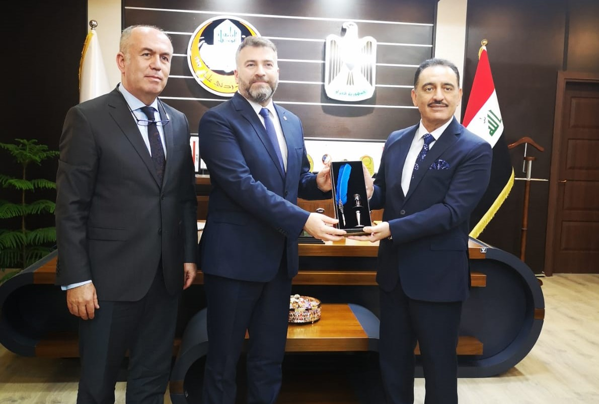 Turkish Maarif Foundation Delegation Visited Mosul and Kirkuk